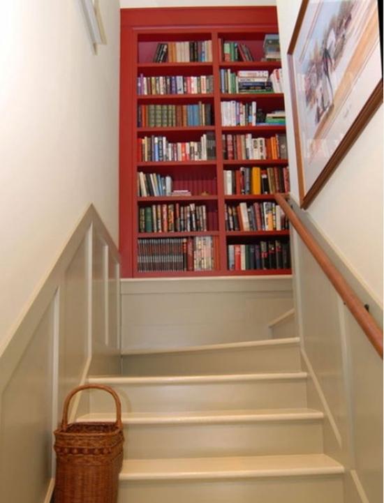 Những gợi ý tuyệt vời giúp tận dụng chiếu nghỉ cầu thang 6