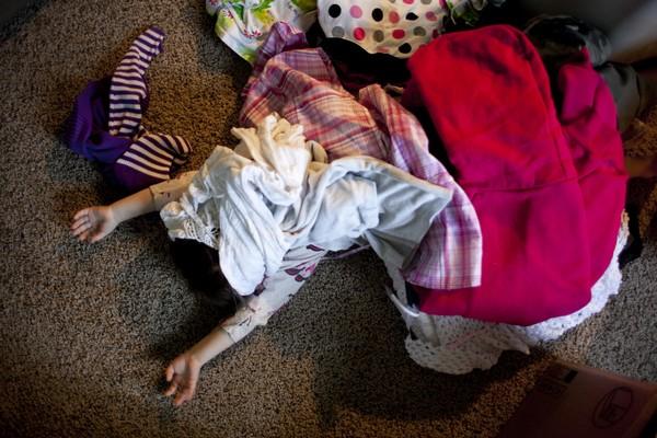 Thế giới bí ẩn của một bé gái 3 tuổi mắc bệnh tự kỷ 9