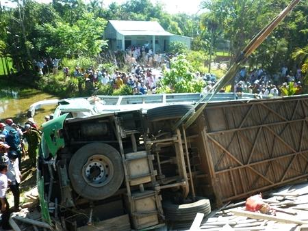 Tai nạn kinh hoàng vụ xe khách Mai Linh qua lời kể của nạn nhân 2