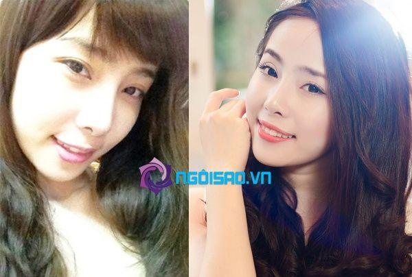 Quỳnh Nga, Khánh Thi, Midu gây sốc khi lộ ảnh mặt mộc 2
