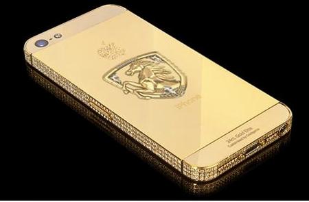 Lóa mắt trước những iPhone mạ vàng tuyệt đẹp ở Việt Nam 3