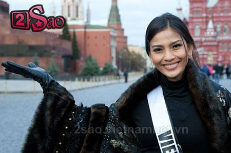 """Miss Universe 2013: Trương Thị May đang bị """"dìm hàng""""? 2"""