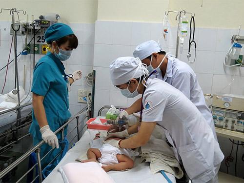 Những di chứng nặng nề do sốt cao gây ra 1
