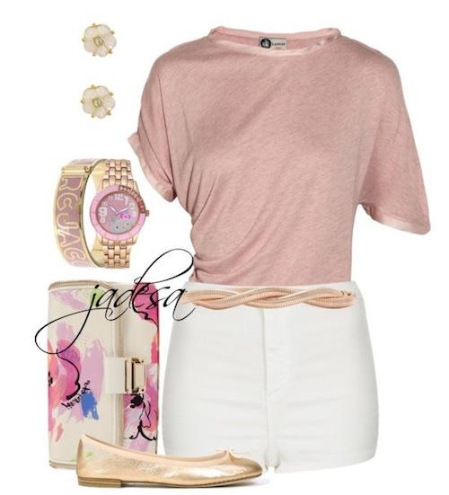 Phối đồ nổi bật cùng 4 kiểu quần trắng phổ biến cho nàng công sở 18