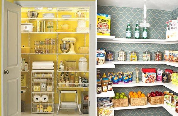 Mẹo sắp xếp tủ lưu trữ thực phẩm ngăn nắp đón Tết 9