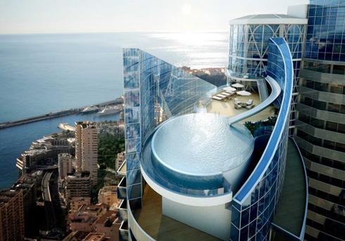 Chiêm ngưỡng căn hộ Penthouse đắt nhất thế giới 9