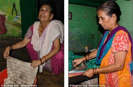Vợ hoàng tử Ấn Độ vùi đời trong khu ổ chuột nghèo khổ 3