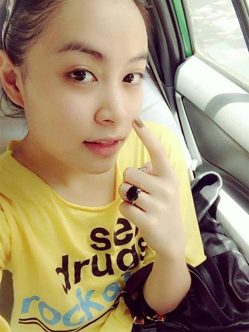 Hoàng Thùy Linh càng giản dị càng đẹp 5