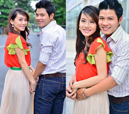 Các bà vợ ăn mặc quê mùa của sao nam Việt 18