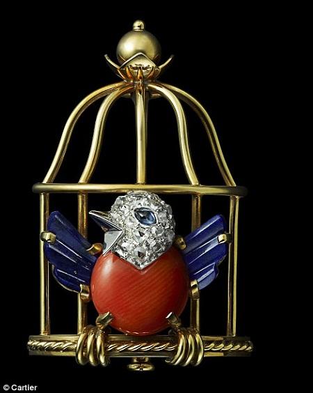 Đẹp mê hồn 600 món đồ trang sức đắt giá nhất 18