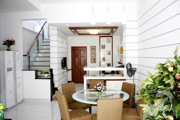 Mát mắt với ngôi nhà ngập sắc trắng tại Nhà Bè, TP Hồ Chí Minh 9
