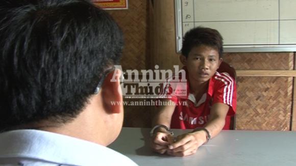 """Gã choai bị bắt vì chơi trò """"người lớn"""" với bé gái 7 tuổi 1"""