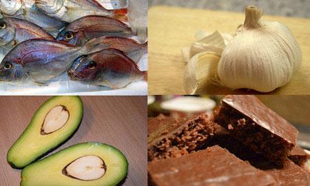 10 thực phẩm giúp đánh bay stress 1