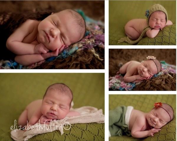 Ngắm những khoảnh khắc vô cùng bình yên khi bé sơ sinh ngủ 10