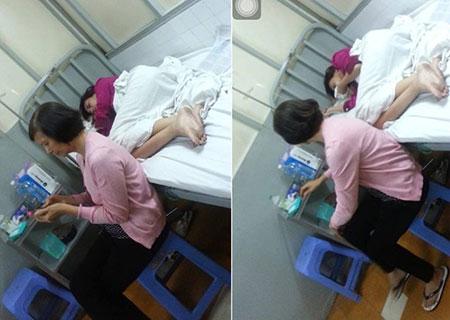 """Hoàng Yến: """"Tôi không nhớ mình bị tai nạn lật xe"""" 1"""