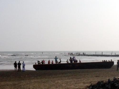 7 học sinh đi tham quan mất tích ở biển Cần Giờ 1
