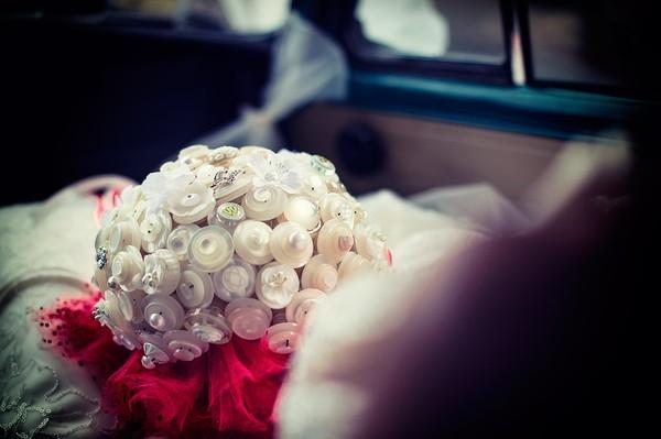 Cô dâu bị ung thư đẹp ngỡ ngàng trong ngày cưới 2