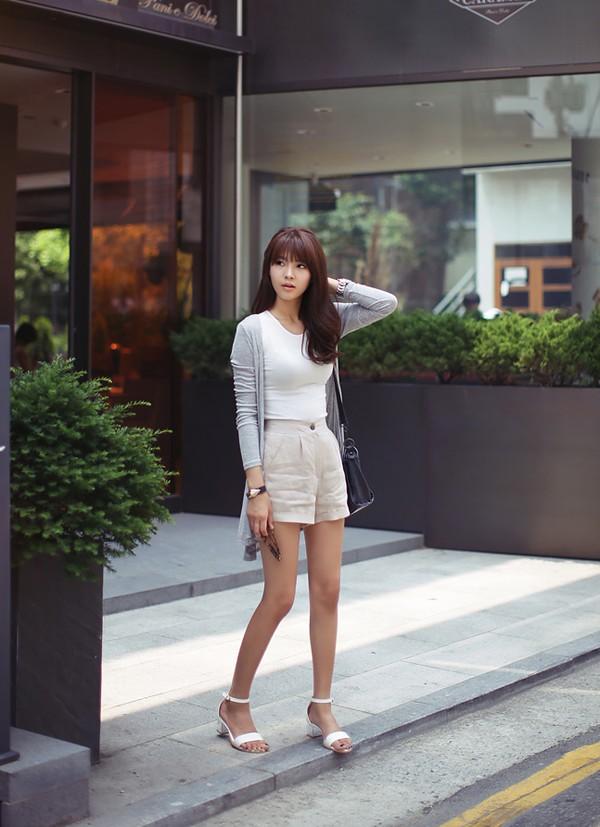 Mặc cardigan dáng dài phong cách, đủ ấm cho ngày se lạnh 7