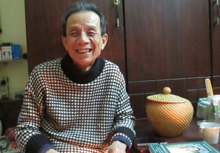 Cố nghệ sĩ Văn Hiệp chính thức nhận danh hiệu NSƯT 1