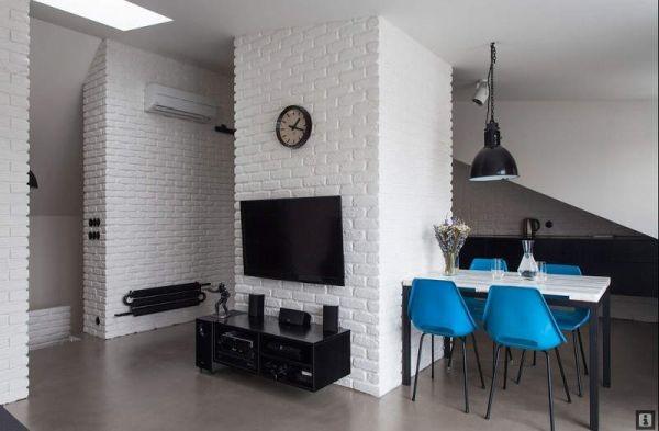 Ngắm căn hộ hiện đại với gam màu đen trắng 8