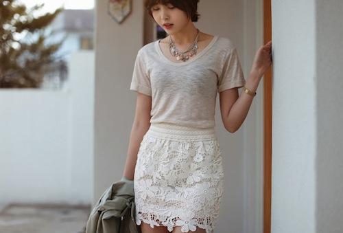 Chọn váy ngắn quyến rũ cho ngày hè 17