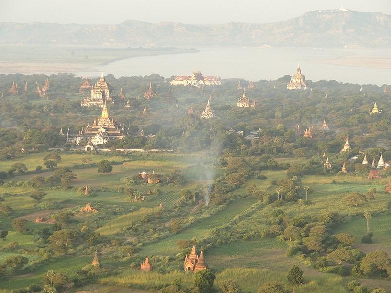 Bagan, xứ sở của hàng ngàn ngôi đền bị lãng quên 2