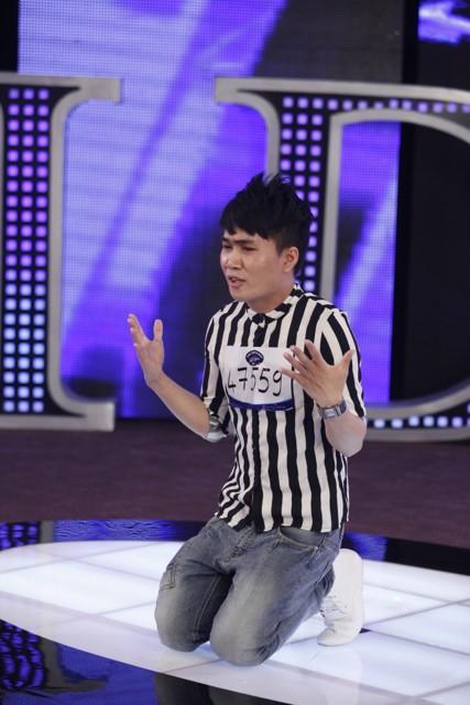 Quân Kun khiến giám khảo Idol hoảng sợ vì màn quỳ van xin 1
