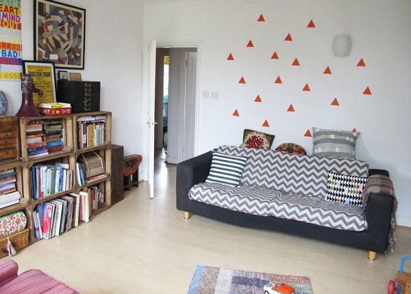 Ngắm căn hộ vintage đẹp như mơ nhờ tận dụng đồ cũ 2