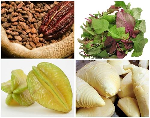 Axit độc trong rau quả gấp trăm lần bún tươi, bánh phở 1