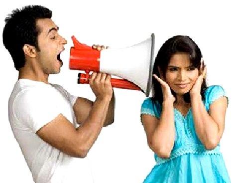 'Khẩu chiến' giúp hôn nhân hạnh phúc 1