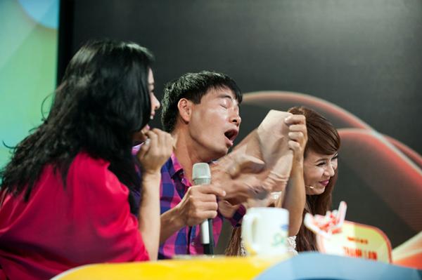 44 tuổi, Thanh Lam vẫn xì tin 7