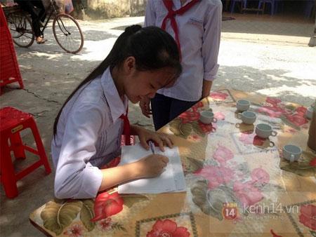 Quang Anh trở về quê nhà trong sự chào đón nồng nhiệt của người dân 5