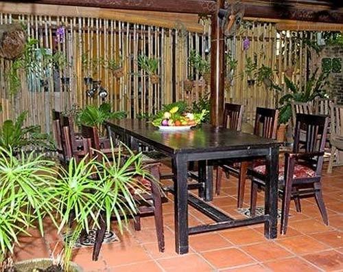 Nhà vườn, resort triệu đô của gia đình Á hậu Thiên Lý 9