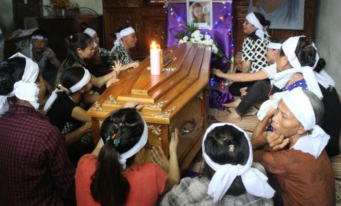 Xóm nghèo đau đớn đón thi thể vụ tai nạn thảm khốc tại Thái Lan 5