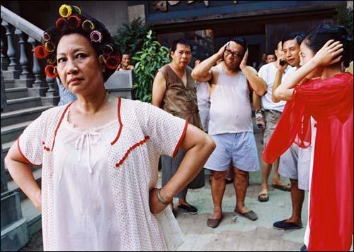 Bí mật thú vị về bà chủ nhà siêu dữ trong 'Tuyệt đỉnh kungfu' 3
