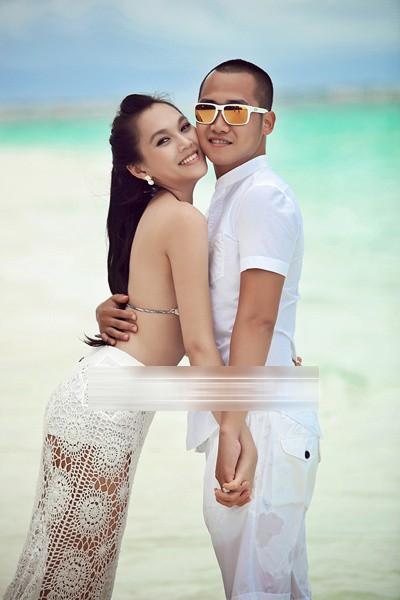 Ảnh cưới độc đáo của các cặp vợ chồng sao Việt 1