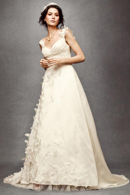 """10 váy cưới vintage """"trong mơ"""" cho cô dâu mùa thu 7"""