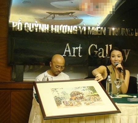 Sao Việt chứng tỏ sức ảnh hưởng bằng đấu giá từ thiện 19