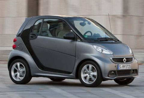 5 xe nhỏ giá rẻ được ưa chuộng nhất 2013 5