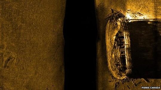 Ly kỳ chuyện tìm thấy con tàu bí ẩn mất tích 170 năm 1