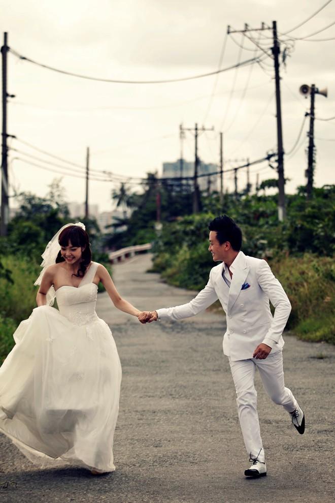 Ảnh cưới đẹp lung linh của Minh Hằng - Lương Mạnh Hải 6