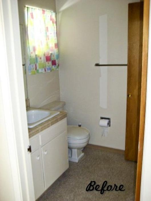 Ngắm hai phòng tắm được cải tạo cực đẹp với 1 triệu đồng 5