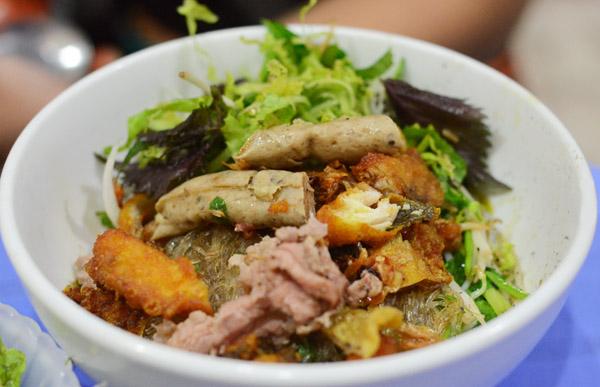 Bún cá Đường Thành đổi món cho bữa trưa công sở 3