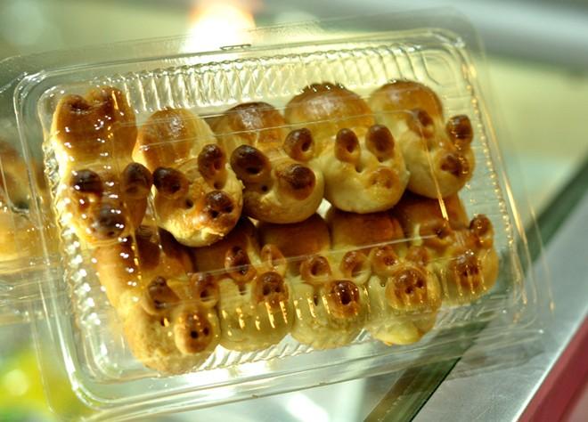 Các kiểu bánh Trung thu độc đáo ở Hà Nội 24
