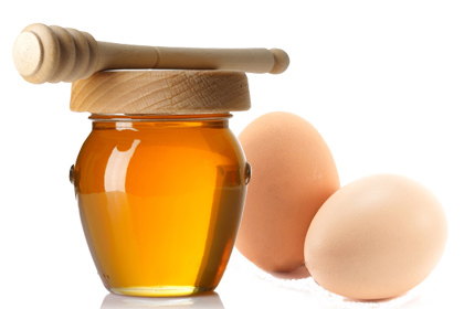 Tóc đẹp mượt mà nhờ trứng gà và mật ong 1