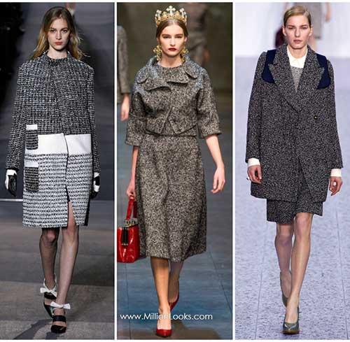 9 kiểu áo khoác lên ngôi mùa đông 2013 6