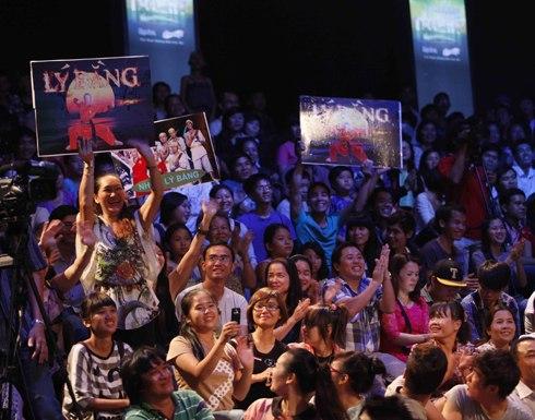 Thí sinh vẽ Thúy Hạnh làm khán giả Got Talent khóc 2