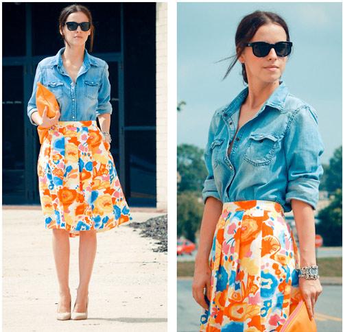 Những mẫu váy xòe đang 'tung hoành' làng thời trang 4