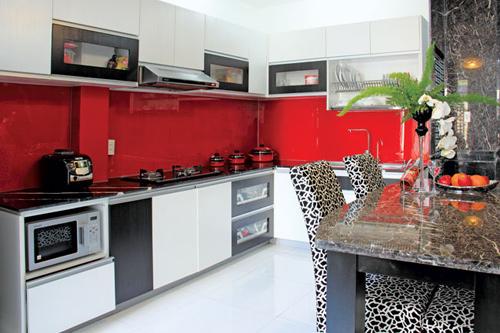 Phòng bếp: Để nấu hay để khoe? 1