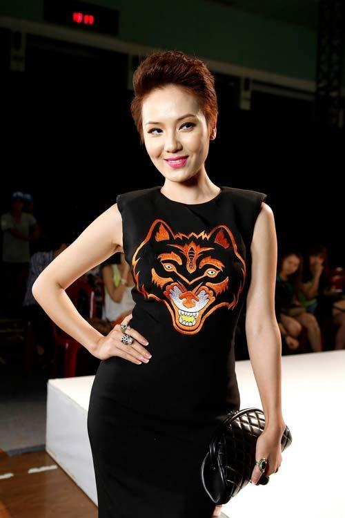 Những mỹ nhân Việt mặc đẹp dù có chiều cao khiêm tốn 10